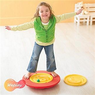 Weplay身體潛能開發系列【平衡運動】太極平衡板(小)ATG-KP0004