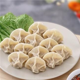*黑貓美食[四海遊龍-鼎尚鮮]手工高麗菜豬肉水餃(20入)