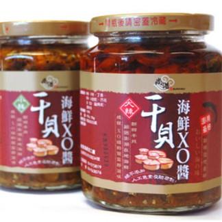 *[澎湖尚浩]干貝海鮮XO醬(450g)