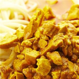 *花蓮家咖哩--南洋咖哩乾拌麵醬六包組(綜合、120G)