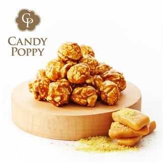 Candypoppy 糖果波比-裹糖爆米花(太妃糖、70g)