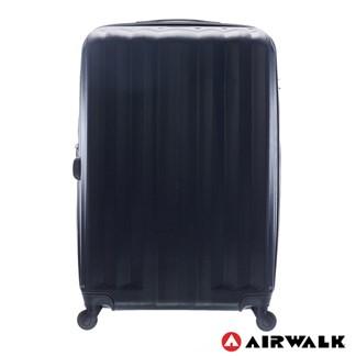 AIRWALK - 海岸線系列BoBo經濟款ABS硬殼拉鍊28吋行李箱-共3色