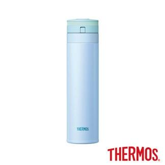THERMOS膳魔師 超輕量自動上鎖不鏽鋼保溫瓶0.45L JNS-450-BL