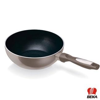 【BEKA貝卡】茵杜克珍珠鍋系列 單柄炒鍋20cm (5113750204)