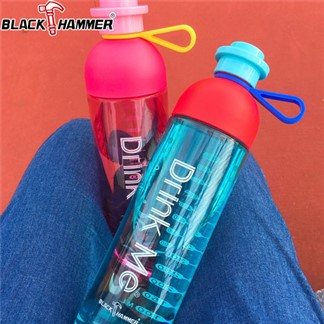 【買2送2】BLACK HAMMER Drink Me 玩色運動瓶760ML