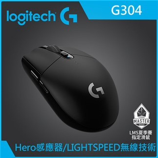 Logitech 羅技 G304無線遊戲滑鼠(45-G304)