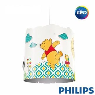 【飛利浦PHILIPS】 迪士尼單頭吊燈-維尼小熊 71751