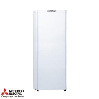 MITSUBISHI三菱 單門144L直立式冷凍櫃 MF-U14P-W-C