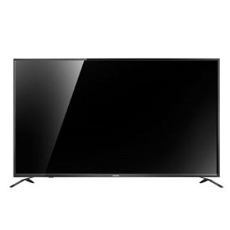 CHIMEI奇美55吋4K廣色域超薄美型智慧聯網顯示器+視訊盒 TL-55W76