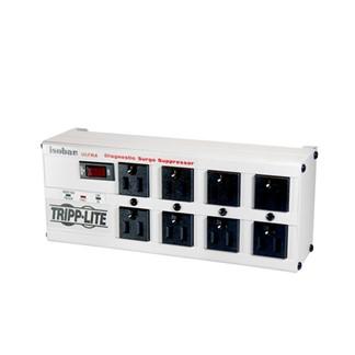 美國 Tripp Lite ISOBAR8ULTRA 8孔 濾波 電源 插座