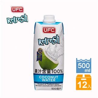 UFC椰子水500ml(12入)