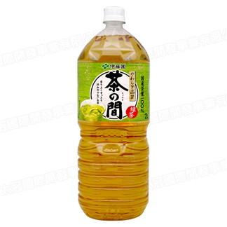 [伊藤園]茶之間綠茶飲料 2000ml