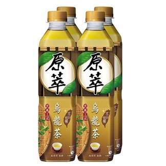 原萃烏龍茶 (含文山包種) 寶特瓶 580ml (4入)
