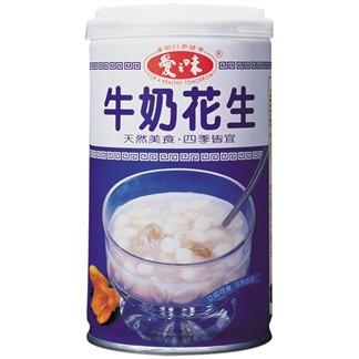 [愛之味]牛奶花生340ml(6入)