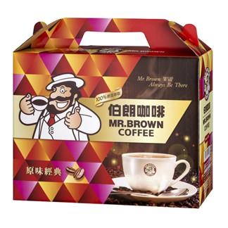 伯朗咖啡禮盒(12入)