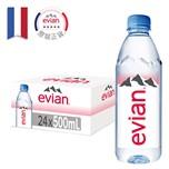 法國Evian依雲礦泉水500ml (24入)