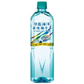 【宅配】台鹽海洋鹼性離子水1500ml (12入)
