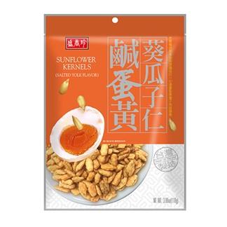 [盛香珍] 鹹蛋黃葵瓜子仁110g