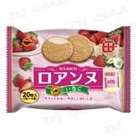 [北日本] 草莓蘿蔓酥家庭包142g