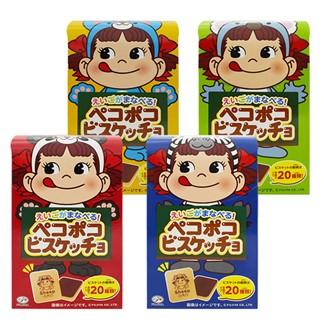 [不二家] Peko巧克力夾心餅乾42g