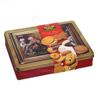 [盛香珍] 糕餅舖禮盒520g