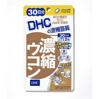 DHC 濃縮薑黃(30日份,60粒)