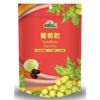 [統一生機] 葡萄乾(袋) 250g