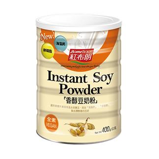 [紅布朗] 香醇豆奶粉400g