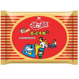 統一麵 蔥燒牛肉風味 袋麵 90g (30入)