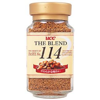 [UCC]114即溶咖啡(90g)