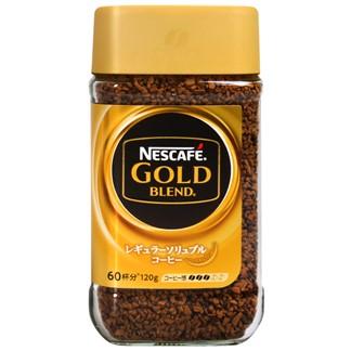 [雀巢] 金牌咖啡-香醇-120g