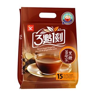 3點1刻 黑糖薑母茶15入 袋裝