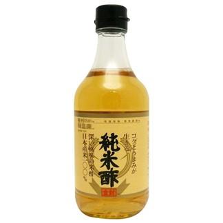[味滋康] 純米醋金封 500ml