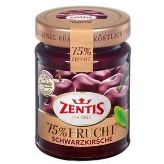 [Zentis]75%黑櫻桃果醬270g