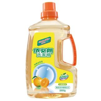 依必朗 洗潔精-柑橘2800g