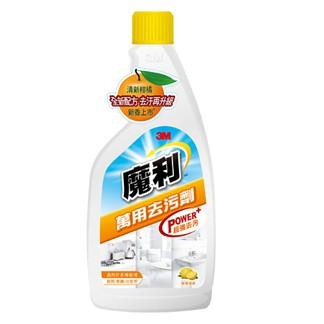 任選【3M】【3M】魔利萬用去污劑補充瓶-柑橘 500ml