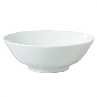 [MUJI 無印良品] 白磁麵缽