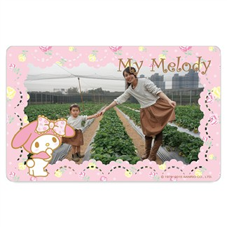icash2.0 My Melody 玫瑰花園