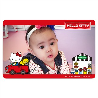 icash2.0 Hello Kitty Red Car